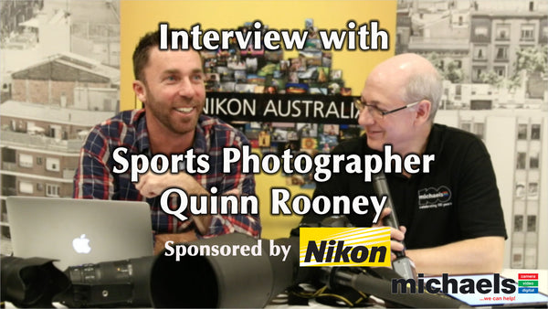 Getty Sports Photographer Quinn Rooney Provides Unique Insights About Being A Press Photographer