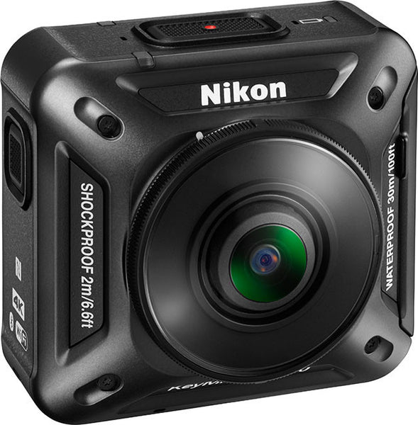 Nikon KeyMission 360 Action Camera coming soon.