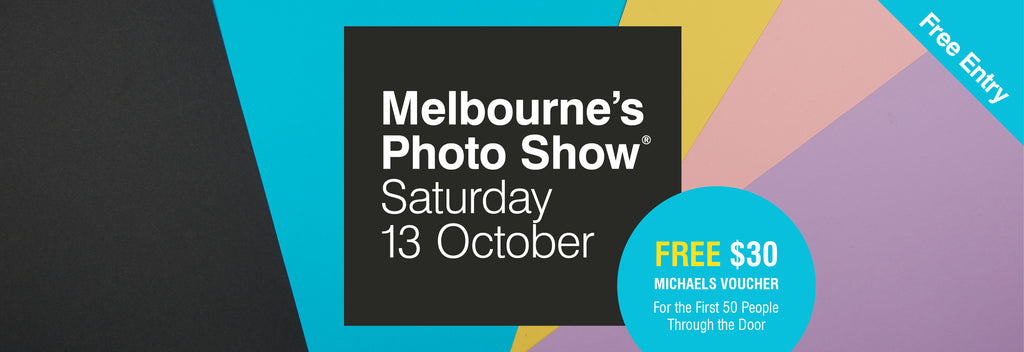 Melbourne's Photo Show 13 October: Full Program Just Announced