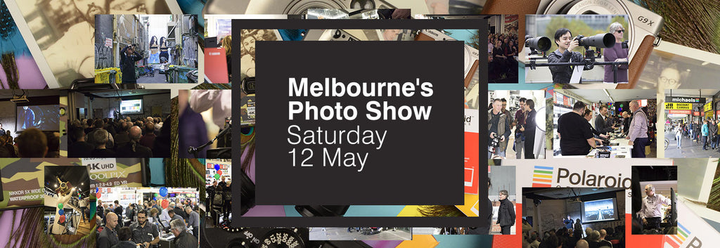 Melbourne's Photo Show Wrap Up