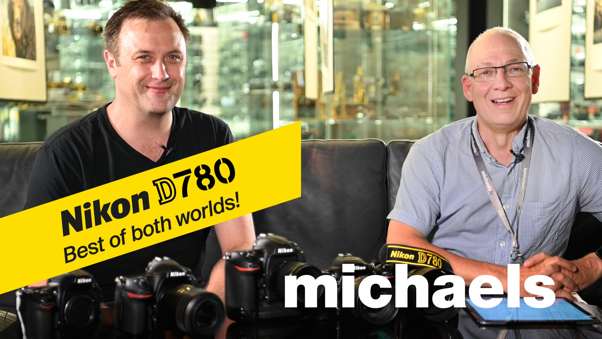 Introducing the Nikon D780 — the best of both worlds. DSLR and Mirrorless in one camera!