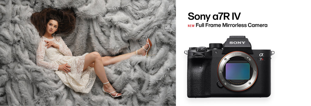 Global Announcement: Sony a7R IV — 61 Megapixel, Full-Frame Mirrorless Camera