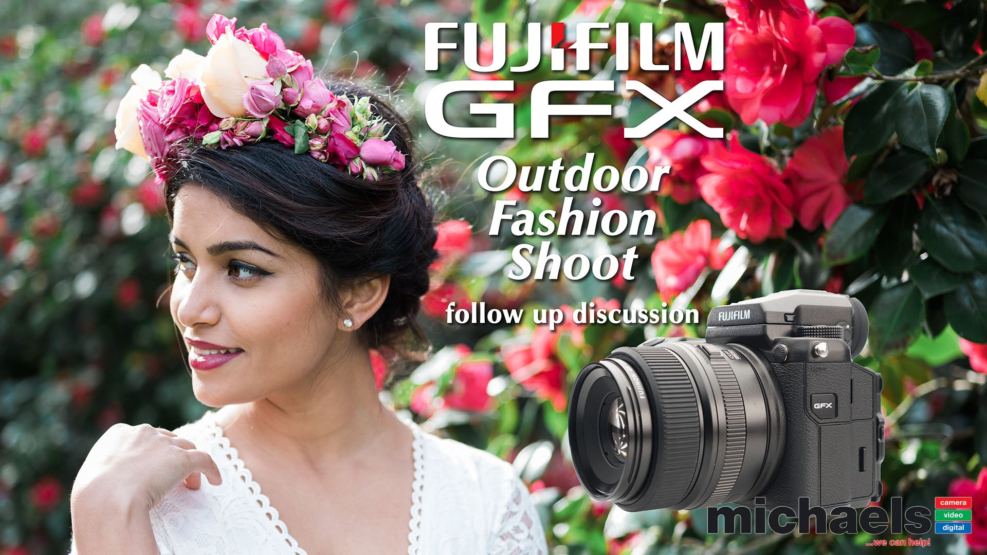 Outdoor Fashion Shoot with the Fujifilm GFX 50S - Follow up discussion and samples