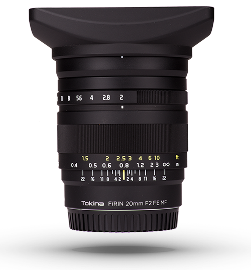 Tokina Launches New Mirrorless Lens Series for Sony E-Mount
