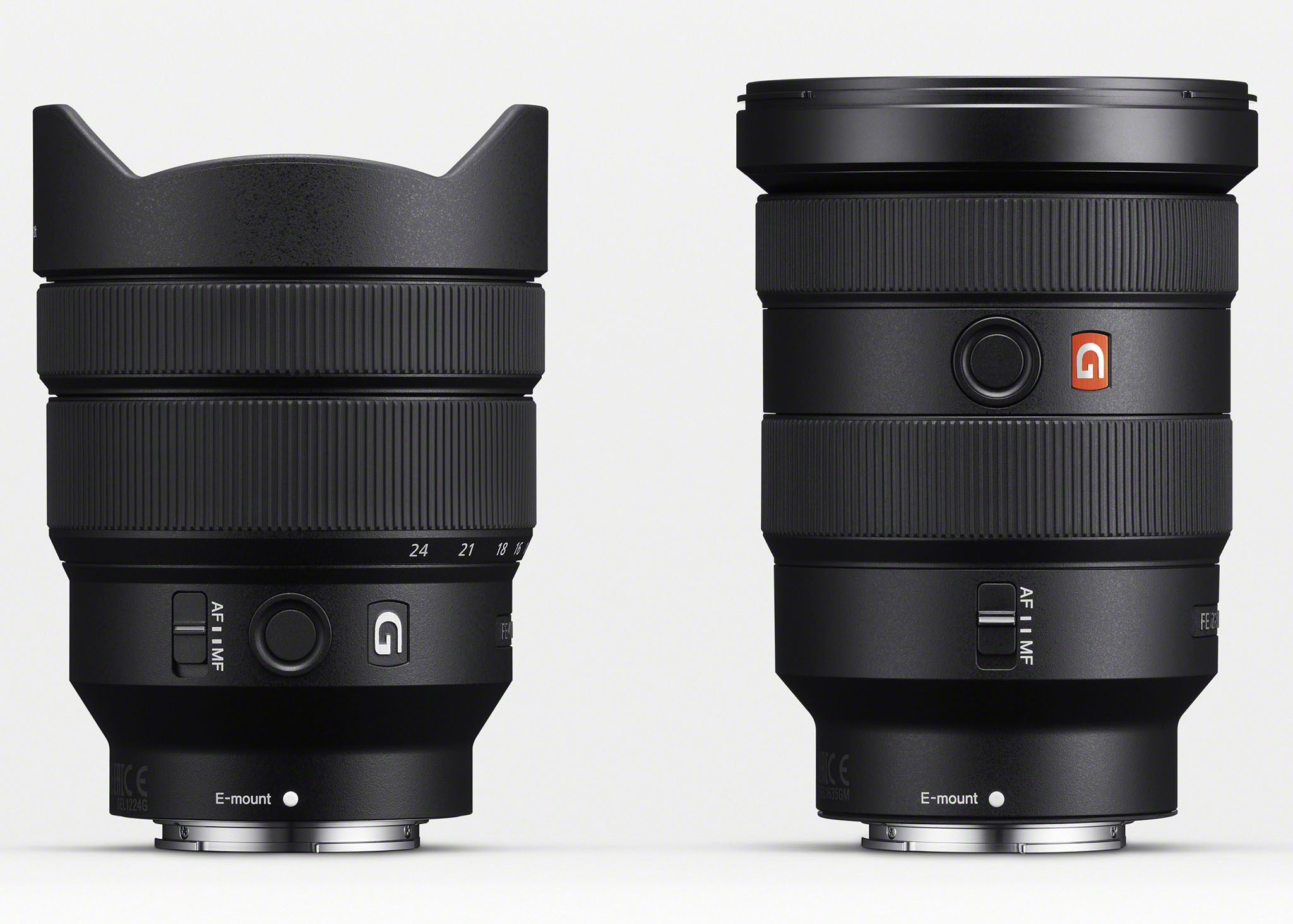 Two fresh perspectives on wide-angle photography just announced by Sony.