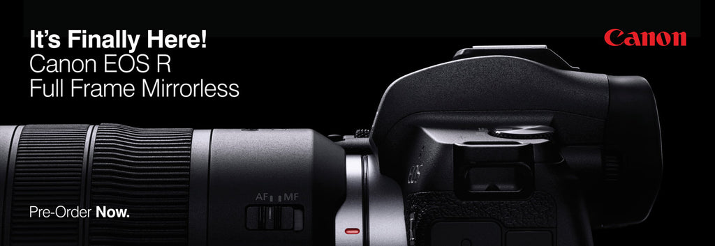 Rethinking Mirrorless - Canon EOS R