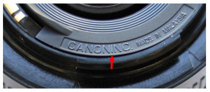 Beware Of Fake Canon Lenses