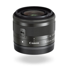 Canon EF-M 15-45mm F3.5-5.6 IS STM Lens