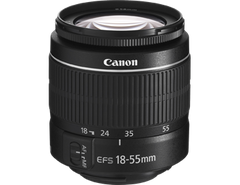 Canon EFS 18-55mm III (Non IS) Lens