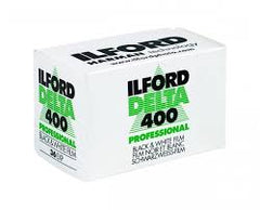 Ilford Delta 400 135/24 Exp Single Roll Film
