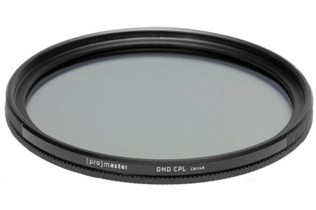 0000011995| ProMaster 62mm Circular Polarizer Digial HD Filter 6434
