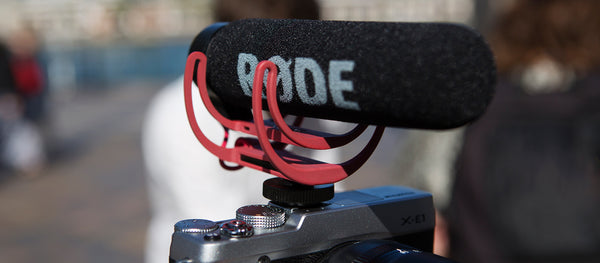 0000009995| Rode Microphones VideoMic GO