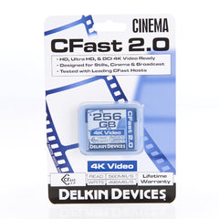 ProMaster 256GB Cinema CFast 2.0 Memory Card - 8916