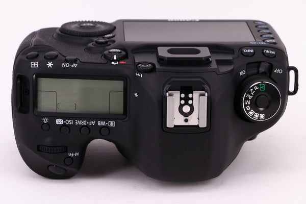 0000003295| CANON EOS-5D MARK III - Professionally Tested - Shutter Count 5k