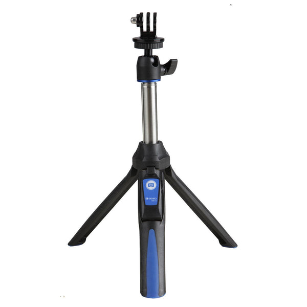 0000006495| Benro BK10 Mini Tripod Selfie Stick With Bluetooth Wireless Remote