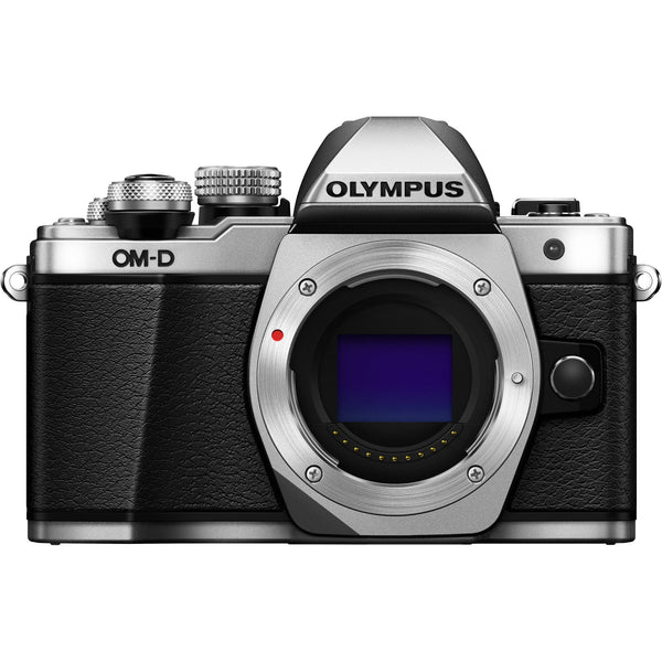 0000005990| Olympus OM-D E-M10 Mark II Body Only - Silver Body