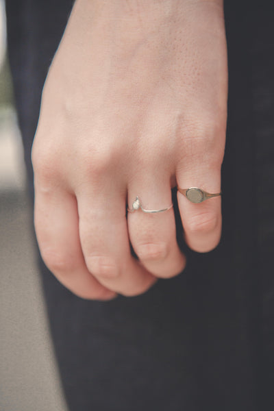 Precious Things Signet Ring