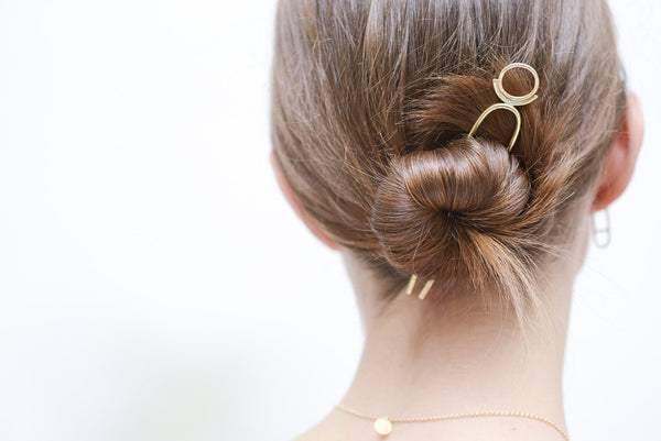Sun Up Hair Pin