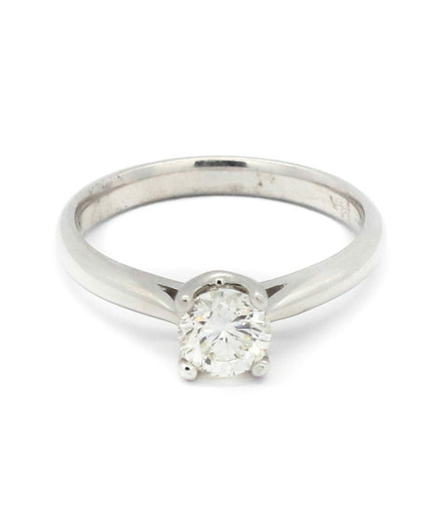 Diamond 0.70ct Engagement Ring