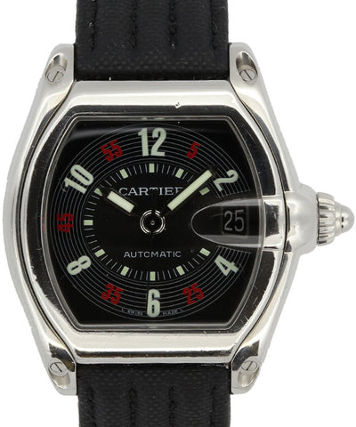 Cartier Mens Steinless Steel Watch