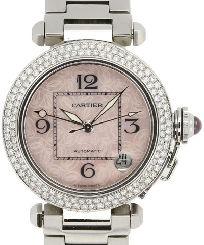 Cartier Ladies Diamonds Watch