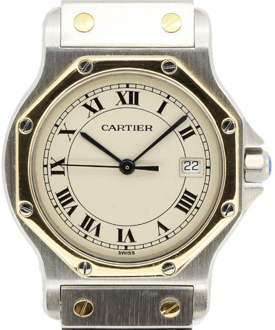 Cartier Ladies and Mens Stainless Steel Classic Watch