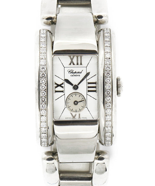 Ladies Stainless Steel Chopard Watch