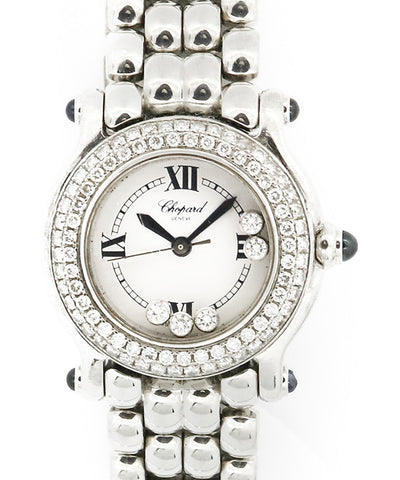 Chopard Ladies Stainless and Steel Watch