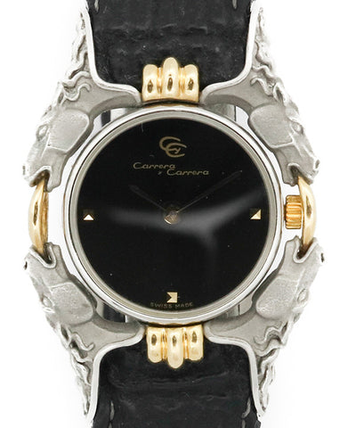 Carrera y Carrera Ladies Black Watch