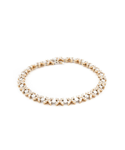 Dimond Rose Gold Bracelet