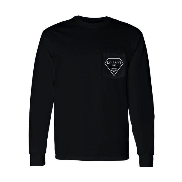"""We Buy Gold"" Long Sleeve Shirt"