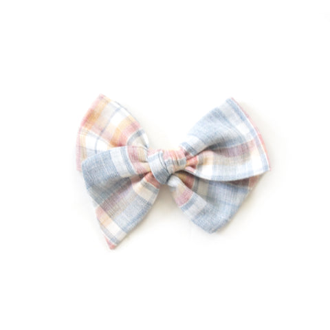 Harlow - Vintage Soft Plaid