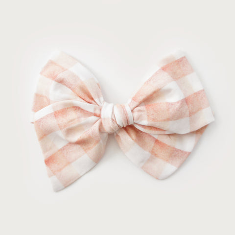 Harlow - Blush Gingham