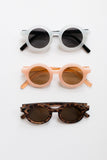 Sunnies - White Round