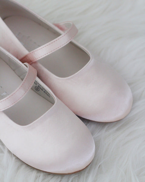 light pink girls shoes