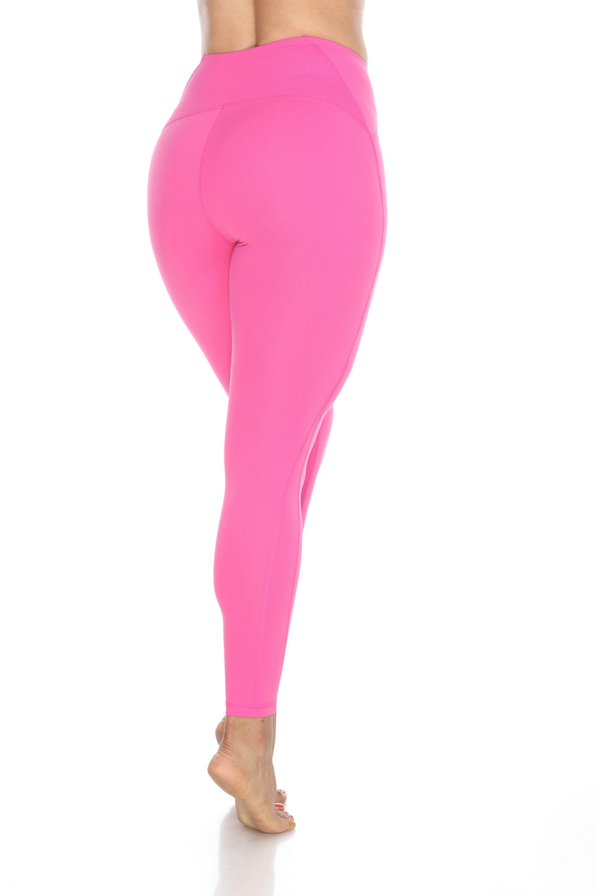 The Miraculous Legging - Hot Pink