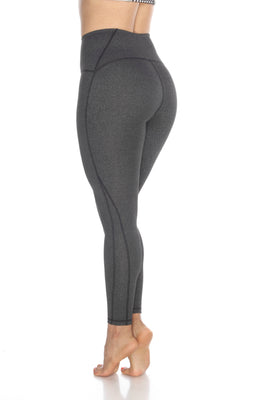 The Miraculous Legging - Heather Gray