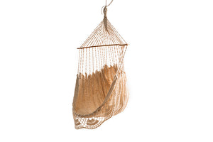 Indoor Cotton Hanging Hammock Chair