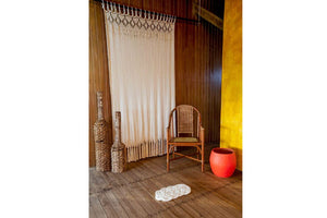 Drapes And Curtains For Window Treatment Or Wall Hanging