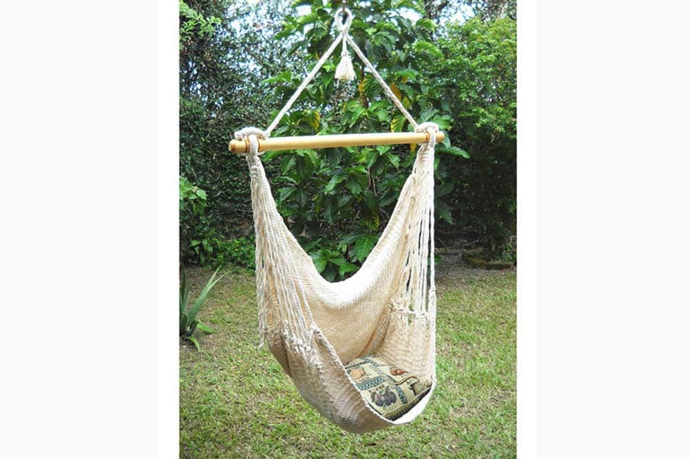 Incroyable Rope Hammock Chair