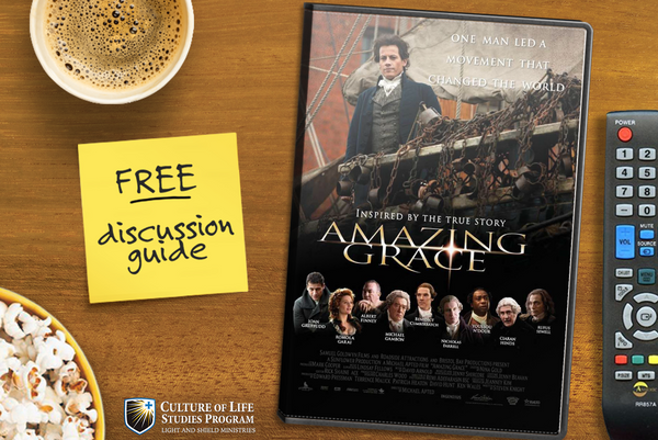 Movie Discussion Guide: Amazing Grace (2006) (Digital Download)