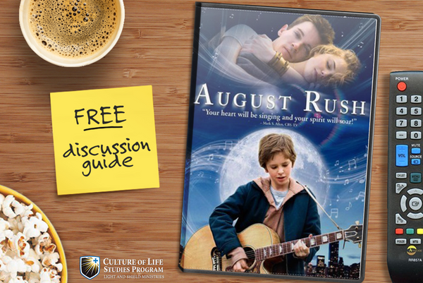Movie Discussion Guide: August Rush (2007) (Digital Download)
