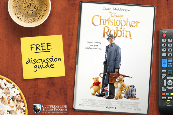 Movie Discussion Guide: Christopher Robin (2018) (Digital Download)