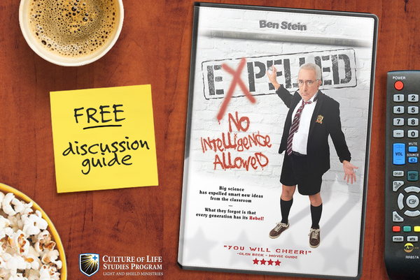 Movie Discussion Guide: Expelled: No Intelligence Allowed (2008) (Digital Download)