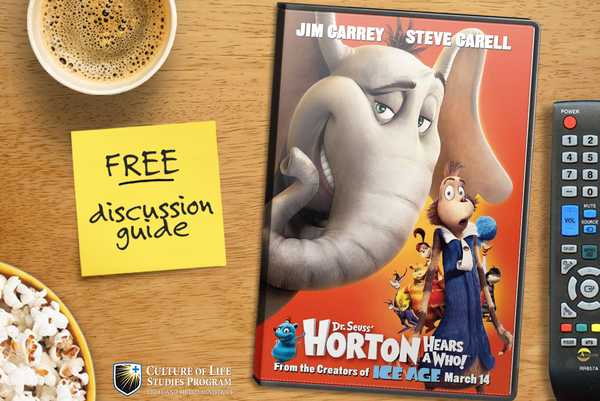 Movie Discussion Guide: Horton Hears a Who (2008) (Digital Download)