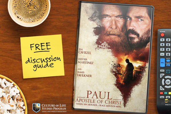 Movie Discussion Guide: Paul: Apostle of Christ (2018) (Digital Download)