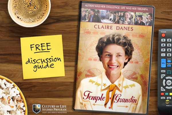 Movie Discussion Guide: Temple Grandin (2010) (Digital Download)