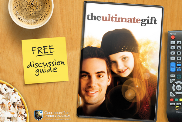 Movie Discussion Guide: The Ultimate Gift (2006) (Digital Download)