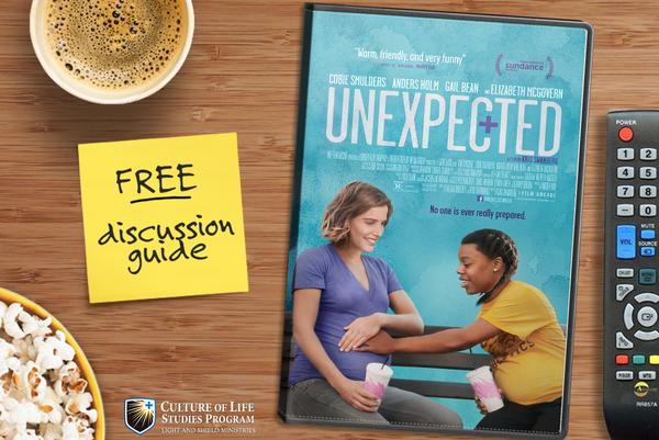 Movie Discussion Guide: Unexpected (Digital Download)