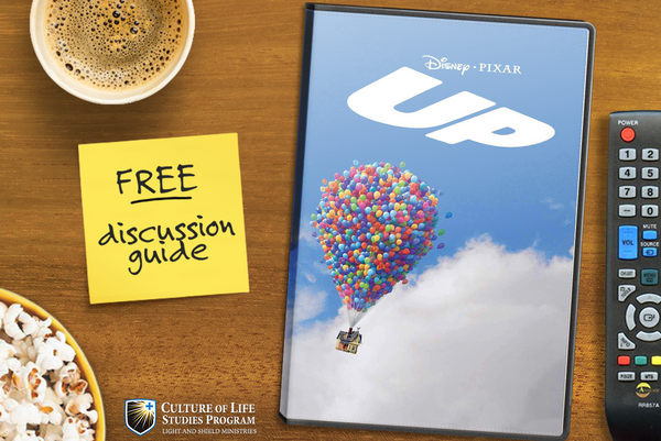Movie Discussion Guide: Up (Digital Download)